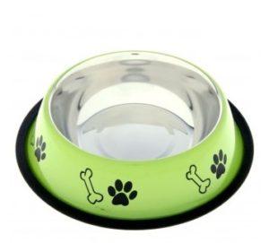 миска с устойчивым дном для щенка
